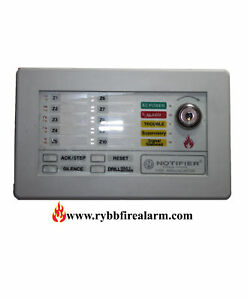 Fire lite Led 10 Fire Alarm Annunciator new