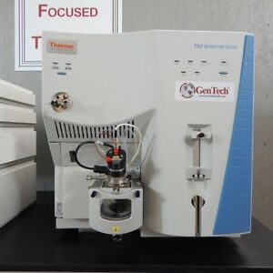 Thermo Tsq Quantum Ultra Triple Quad Lc ms ms With Agilent 1100 Lc Front end