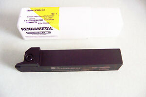 New 25mm Shank Grooving Tool Holder Kennametal Evsmr2525mo416c