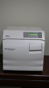 Ritter By Midmark M9 022 Ultraclave Autoclave Automatic Sterilizer New Style