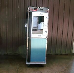 New Cres Cor Little Caesar Heated Holding Cabinet Hot Box Pizza H138ns36clcmqrl