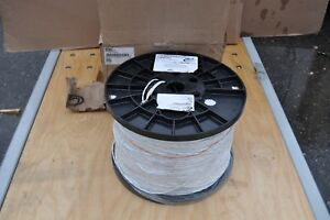 Marmon Aerospace M27500 22ml2t23 Mil spec Wire 22awg 2 Conductor 2750 Ft New