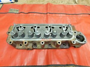 Mgb Cylinder Head 12h 4736 Checked For Cracks