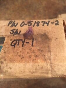 Reliance Electric 0 51874 2 Printed Circuit Static Sequence Card New