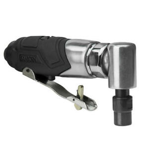 1 4 Air Right Angle Die Deburring Honing Grinder Small Soft Touch Grip 21000 Rpm