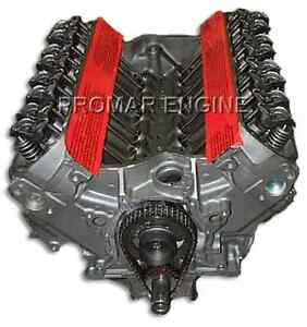 Remanufactured 77 93 Ford 351 Windsor Long Block Engine