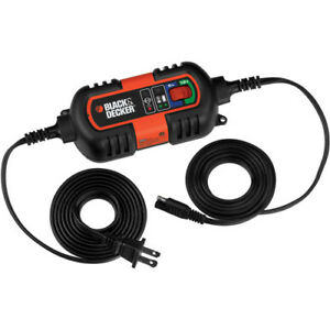 Maintainer Car Black Decker Bm3b Charger 6v And 12v Battery Motorcycle Tender
