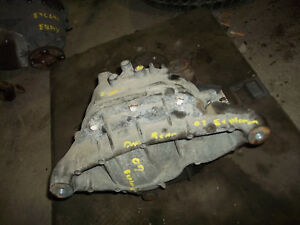 07 08 09 10 Ford Explorer Mountaineer Rear Carrier Differential Assembly 3 55