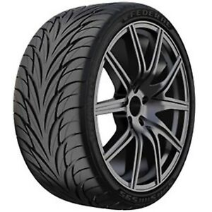 2 New Federal Ss 595 225 45r17 91v Tire Ss 595 225 45 17 Ss595 2254517