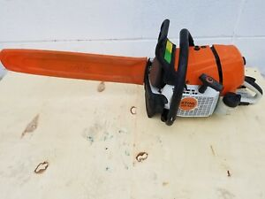 Stihl Gs 461 Rock Boss Concrete Saw With Bar And Chain Ts 400 Ts 420 Ts 700