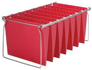 Office Depot Hanging File Folder Frame Letter Size Pack Of 6 Od442