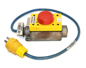 Rees 02182 102 Stop Switch Assembly For Pason Autodriller