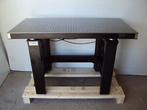 Tested Crated Newport Optical Table Tmc Micro g Isolation Bench Breadboard Lab