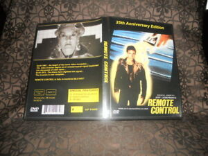 Remote Control (1988) DVD Kevin Dillon 25th Anniversary Limited 1000 only made