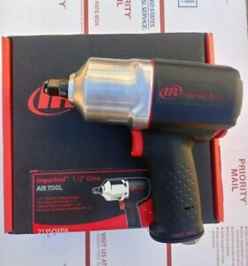 New Ingersoll Rand 1 2 Drive Heavy Duty Quiet Air Impact Wrench Ir 2135qxpa