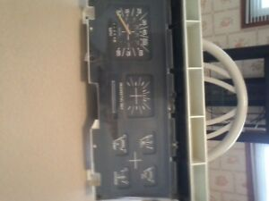 Ford Truck Gauge Cluster Manual Transmission 1980 1986 No Tach