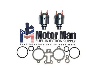 Motor Man 17084304 80pph Flow Matched Tbi Injector Kit Gmc Chevrolet 7 4l Bbc