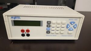 Martel Electronics M2000a Lab Standard Voltage Current Bench Calibrator