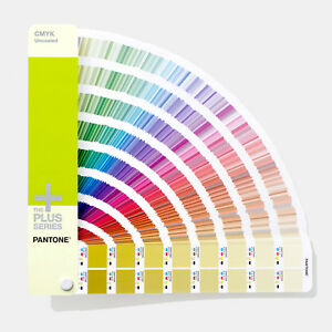 Gp5101 Pantone Plus Series Cmyk Guide Set original From Pantone