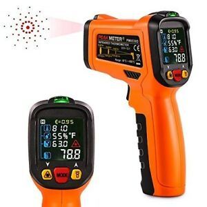 Digital Laser Infrared Thermometer zoto Non Contact Temperature Gun Instant read