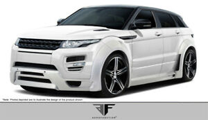 Af 1 Wide Body Complete Kit 21pc For 12 15 Land Rover Range Rover Evoque Dynamic