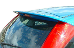 2000 2007 Ford Focus Hb Duraflex Rs Look Wing Trunk Lid Spoiler 1 Piece Body Kit