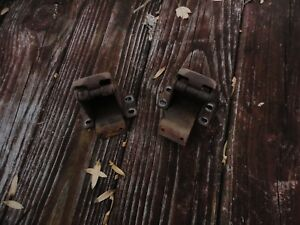 1939 40 41 1946 46 1941 Chevy Gmc Chevrolet Truck Windshield Hinges 39 42 1942