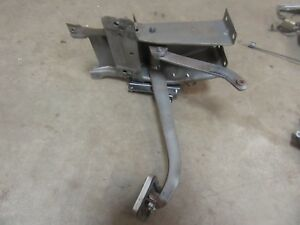 1964 Ford Thunderbird Interior Brake Pedal Assembly Mount Hot Rod Parts