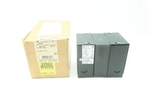 Hammond Ej9j Voltage Transformer 250va 600v ac 120v ac