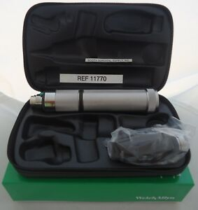 Welch Allyn 11770 Ophthalmic Set With 11720 Ophthalmoscope 71000 a Handle