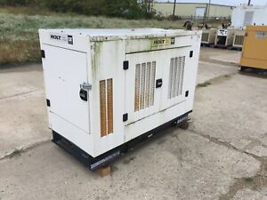 Olympian 25 Kw Propane Natural Gas Generator Ford Engine Low Hours