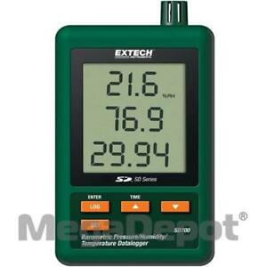 Extech Sd700 Barometric Pressure humidity temperature Datalogger