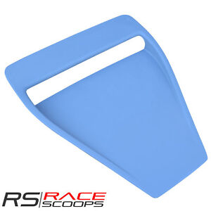 Naca Induction Hood Scoop Chevrolet Ford Dodge Air Intake Fiberglass