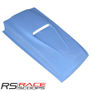 50 L X 6 H Cowl Induction Hood Scoop W Ss Jaguar
