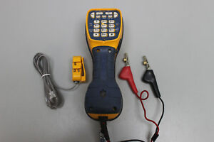 Fluke Ts44 Pro Butt Test Set Telephone Handset