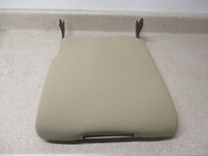 07 To 14 Gm Truck Suv Center Jump Seat Lower Bottom Cushion 20758088 Cashmere