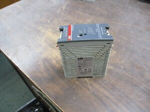 Abb Power Supply Cp e 24 1 25 Input 100 240vac Output 24vdc 1 25a Used