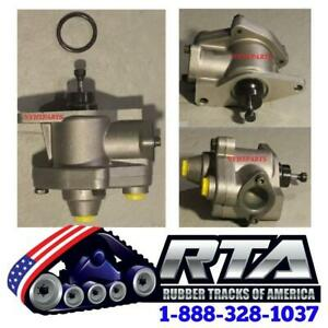 One Aftermarket 20r0968 Fuel Transfer Pump For Cat 3306 3304 Free Shipping