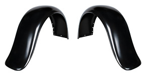 Ford 5w Five Window Coupe Roadster Steel Rear Fender Set 1932 United Pacific