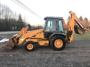 1998 Case 580 Super L Loader Backhoe 4x4