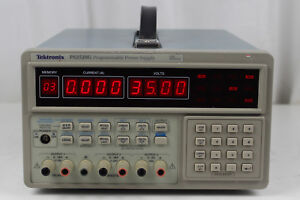Tektronix Ps2320g Programmable Power Supply Power Tested Power Tested