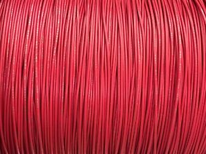 Red 30 Awg Gauge Stranded Hook Up Wire 100 Ft Reel Ul1007 300 Volt