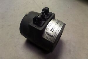 General Electric Current Transformer 750x34g1 Ratio 200 5 Type Jcr 0 Used