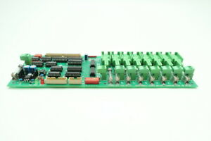Sciemetric 222 Solid State Relay Module Board Rev 0