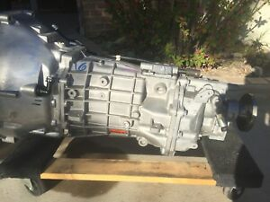 New Tremec Tr6060 Transmission Ford Shelby Gt500 2007 2014 Mustang 6 Speed