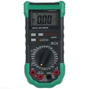 Mastech Ms8269 Digital Multimeter For Ac Dc Voltage Current Resistance