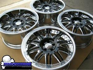 20 Strut Icon Ms Chrome Wheels Rims Mercedes Benz 5x112 Forgiato Asanti Gfg Hre
