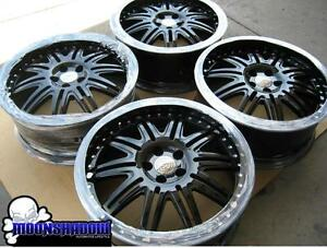 22 Strut Icon Ms Grill Black Wheels Rims Range Rover Hse 22x9 5x120 Forgiato