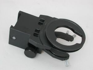 Olympus Microscope Substage Condenser Holder For Bh2 Series
