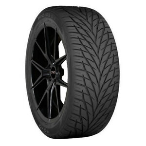 4 new 275 45r20 Toyo Proxes St 110v Tires